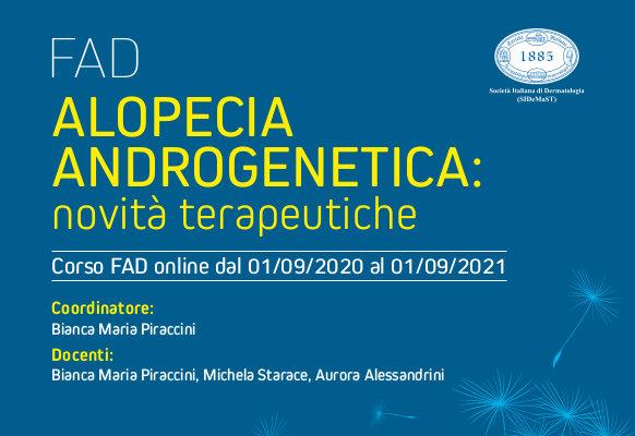 FAD Alopecia Androgenetica