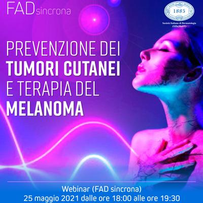 Prevenzione dei tumori cutanei e terapia del melanoma